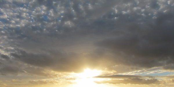 Sunrise at Lindisfarne, Holy Island UK — Ana Gobledale