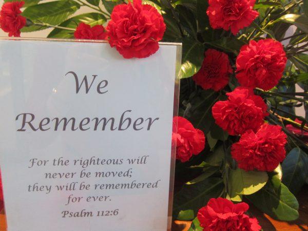 Remembrance Sunday Prayers Of Intercession