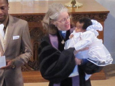 Baptism, London UK