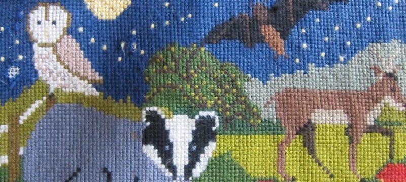 animals stitchery Warminster
