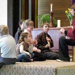 Thandiwe at Kirkland United Church of Christ, WA USA -- by Ben Ulrich