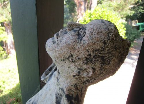 """""""Gaze at a thousand years of stars,"""" Helen Clancy, Australia (Mallaby home) – photo by Ana Gobledale"""