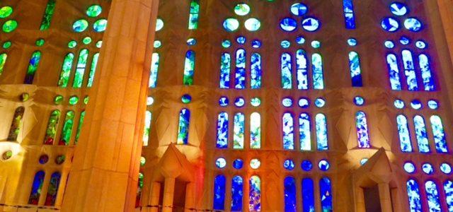 Cathedral window — photo by Carol Kreis, New Mexico USA