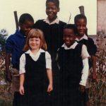 Thandiwe at Mfanefile School