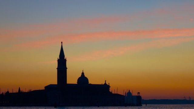 Venice sunset, by Carol Kreis