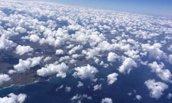 skies over Australia — Ana Gobledale