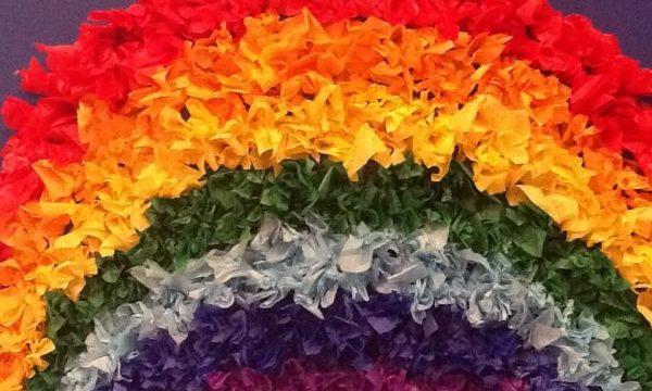 Pride Day, Cairn Christian Church, Colorado USA — by Thandiwe Dale-Ferguson
