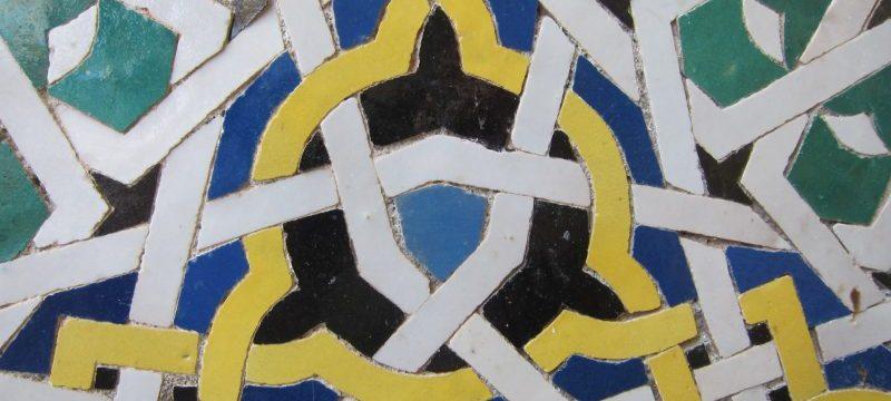 Tile, Morocco — Ana Gobledale