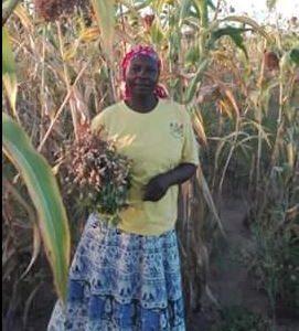 Lynn BaNkodza Moyo, Master Farmer! Zimbabwe