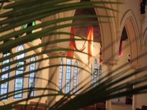 Palm Sunday, London UK -- Ana Gobledale