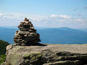 Cairn, White Mountains, New Hampshire USA -- Thandiwe Dale-Ferguson