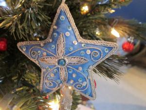 Christmas Star - Ana Gobledale, UK
