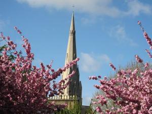 St Andrew's United Reformed Church, Brockley, London UK -- Ana Gobledale