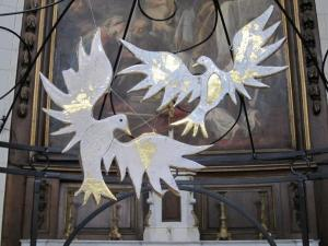 doves, Douia, France, by Ana Gobledale