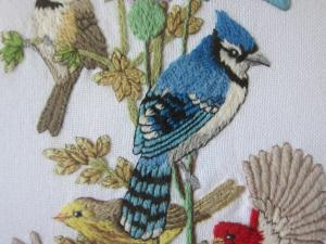 Stitchery by Ana Gobledale