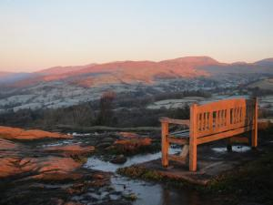 Orrest Head, Windermere, Cumbria UK -- by Ana Gobledale