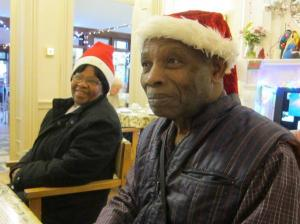 Christmas Party, St Andrews URC London