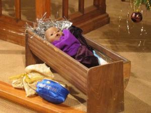 Baby Jesus, London UK