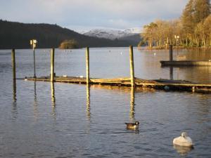 Lake Windermere, Cumbria UK -- photo by Ana Gobledale