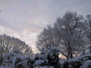 Winter sunrise, Cumbria UK -- Ana Gobledale