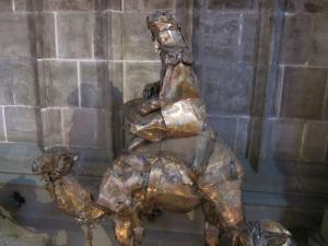 Magi, Chester Cathedral UK -- photo by Ana Gobledale