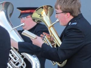 Good Friday Band,  Salisbury UK -- Ana Gobledale