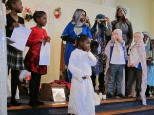 Nativity, London UK drama