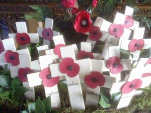 Remembrance Day -- Ana Gobledale, UK
