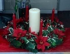 Salisbury Advent candles - Joan Smith, UK