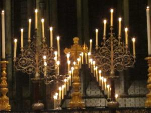 Salisbury Cathedral Advent service, by Ana Gobledale 2