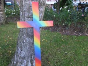 Salisbury Pride 2017, Robyn's cross 2