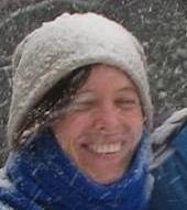 In the snow, Colorado USA