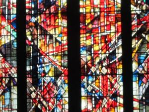 Window, Chester Cathedral UK
