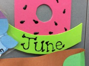 June - by Kelly Spinks